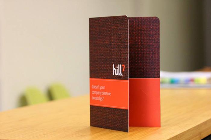 Design of folder