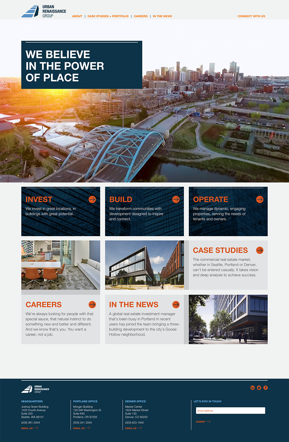 URG Home Page